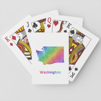 Washington Poker Deck