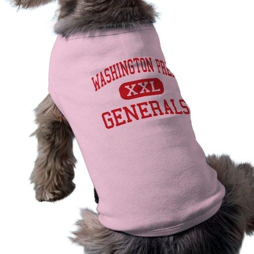 Washington Prep - Generals - High - Los Angeles Doggie T Shirt