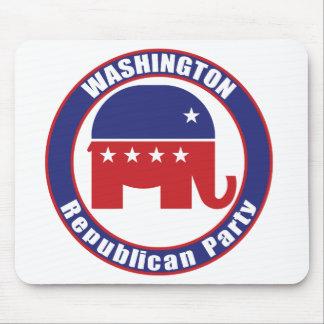 Washington Republican Party Mousepad