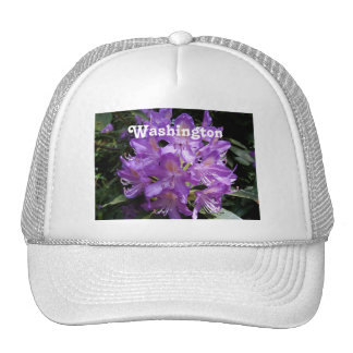 Washington Rhododendron Hats