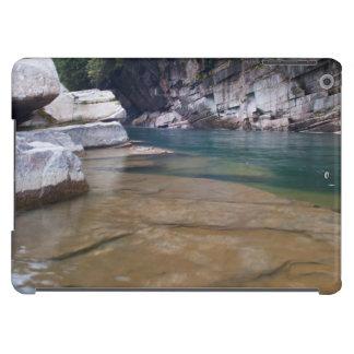 Washington river's iPad air cover