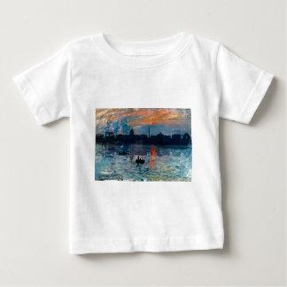 Washington Skyline1 Baby T-Shirt