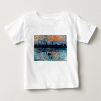 Washington Skyline1 Baby T-Shirt