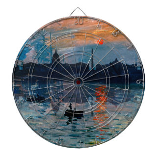 Washington Skyline1 Dartboard