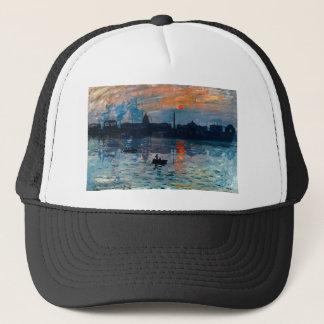 Washington Skyline1 Trucker Hat