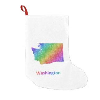 Washington Small Christmas Stocking