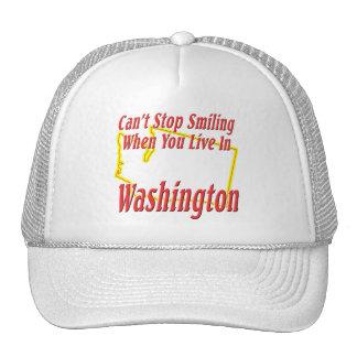 Washington - Smiling Cap