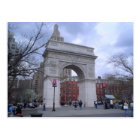 Washington Square Arch Postcard