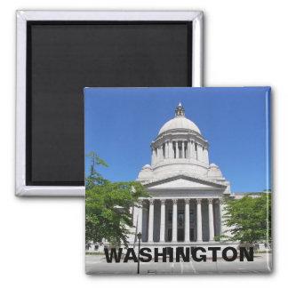 Washington State Capitol Square Magnet
