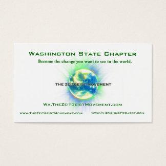 Washington State Chapter Green