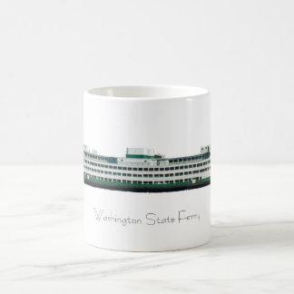 Washington State Ferry Coffee Mug