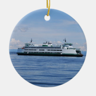 Washington State Ferry Ornament