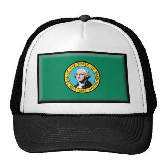 Washington State Flag Cap