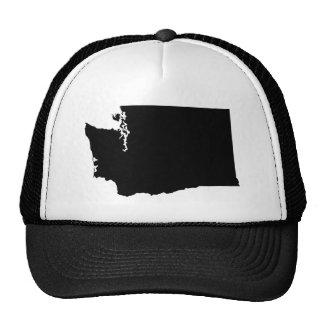 Washington State Outline Cap