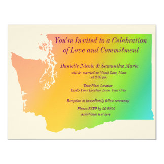 Washington State Pride Card