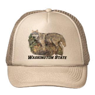 Washington State (Wolf) Hat