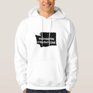 Washington Straight Edge Hoodie