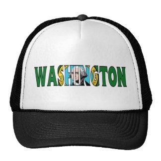 Washington Trucker Trucker Hat