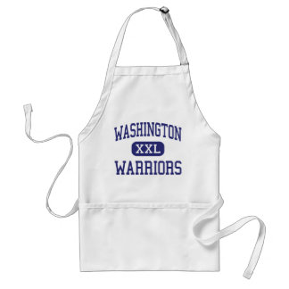 Washington Warriors Middle Springfield Adult Apron