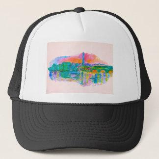 Washington Wave Trucker Hat