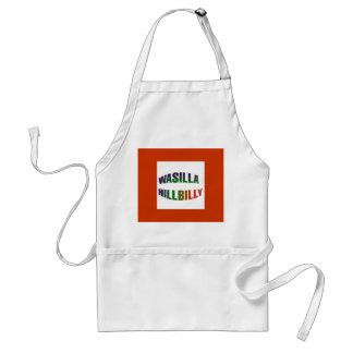 WASILLA HILLBILLY STANDARD APRON