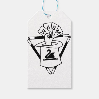 WASM Merchandise Gift Tags
