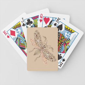 Wasp Bicycle Playing Cards