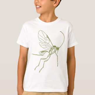Wasp, Meteorus Hyphantria T-Shirt
