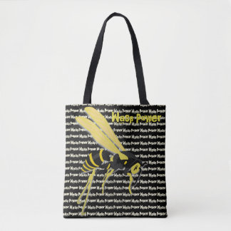 WASP POWER classic tote bag