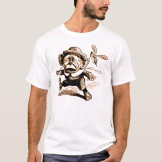 Wasp Stinging Boy T-Shirt