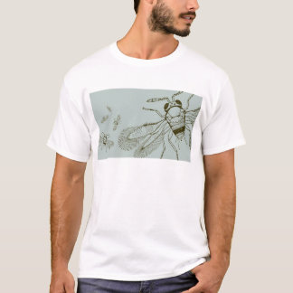 Wasps, Aspidiotiphagus Citrinus T-Shirt
