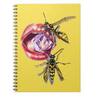 Wasps Notebook