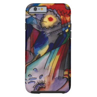 Wassily Kandinsky 1913 Abstract Painting Tough iPhone 6 Case