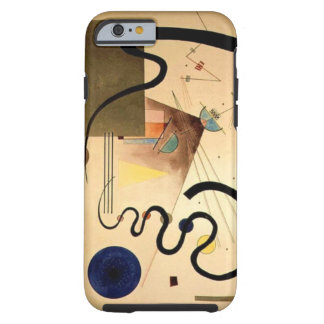 Wassily Kandinsky Abstract Artwork Tough iPhone 6 Case