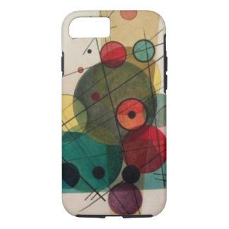 Wassily Kandinsky Abstract Circles iPhone 7 Case