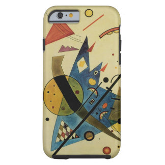 Wassily Kandinsky Abstract Circles Shapes Tough iPhone 6 Case