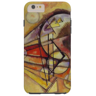 Wassily Kandinsky Abstract Circles Tough iPhone 6 Plus Case