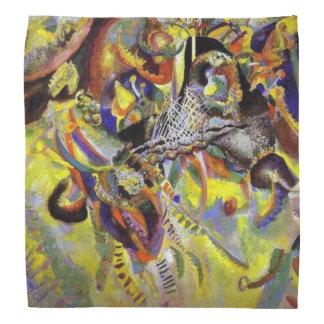 Wassily Kandinsky Abstract Painting Bandana
