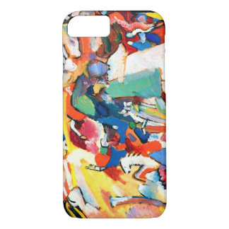 Wassily Kandinsky Angel of the Last Judgement iPhone 8/7 Case