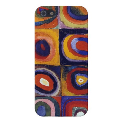 Wassily Kandinsky, Blue Rider Covers For iPhone 5