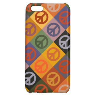 Wassily Kandinsky Blue Rider Peace Sign iPhone 5C Covers