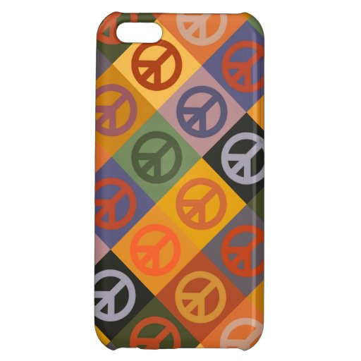 Wassily Kandinsky, Blue Rider, Peace Sign iPhone 5C Covers