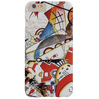 Wassily Kandinsky-Bustling Aquarelle Barely There iPhone 6 Plus Case