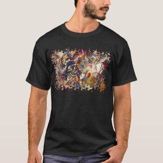 Wassily Kandinsky - Composition 7 Abstract Art T-Shirt