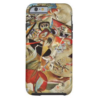 Wassily Kandinsky Composition Abstract Tough iPhone 6 Case