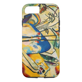Wassily Kandinsky Composition IV iPhone 7 Case
