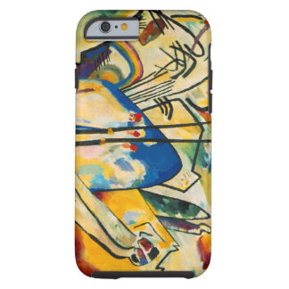 Wassily Kandinsky Composition IV Tough iPhone 6 Case