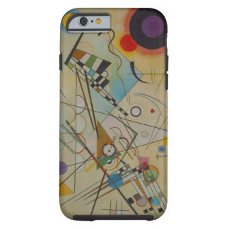 Wassily Kandinsky Composition VIII Tough iPhone 6 Case