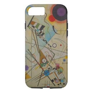 Wassily Kandinsky Composition VIII iPhone 7 Case