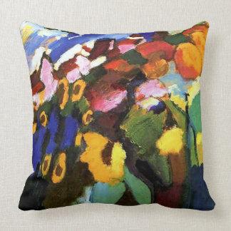 Wassily Kandinsky-Murnau Garden Cushion